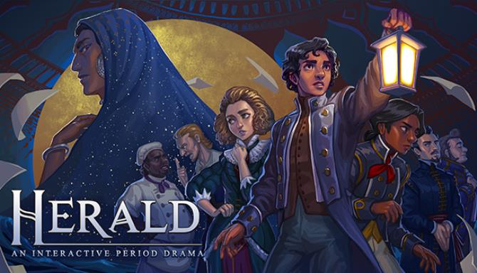 Herald An Interactive Period Drama Book I and II v1 2 0 Free Download