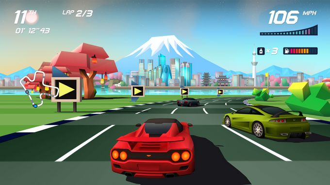 Horizon Chase Turbo One Year Anniversary Edition Torrent Download