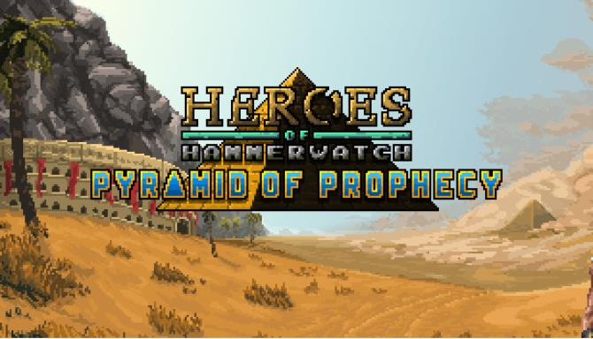 Heroes of Hammerwatch Pyramid of Prophecy v95-SiMPLEX