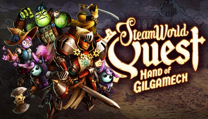 SteamWorld Quest Hand of Gilgamech Update v20190808-PLAZA