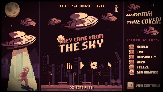 They Came From the Sky Torrent Download