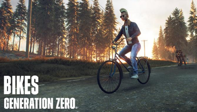 Generation Zero Bikes Update v20190703 incl DLC-CODEX