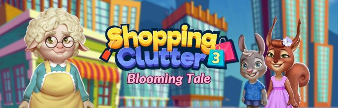 Shopping Clutter 3 Blooming Tale-RAZOR