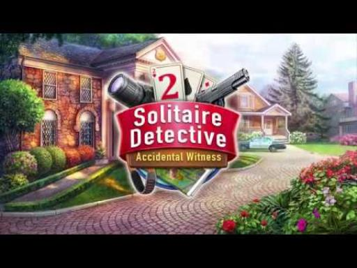 Solitaire Detective 2 Accidental Witness Free Download