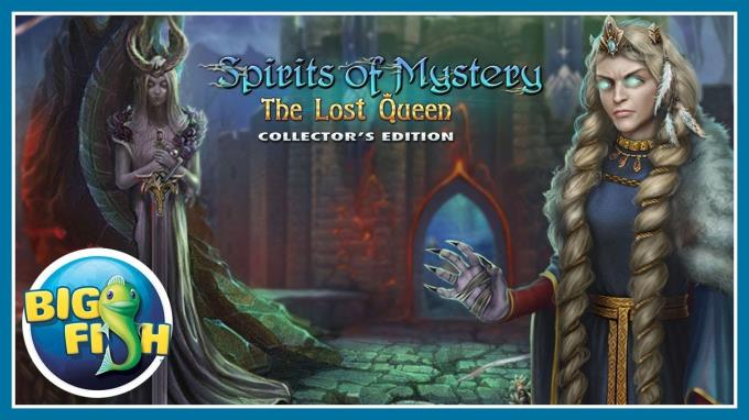 Spirits of Mystery The Lost Queen-RAZOR