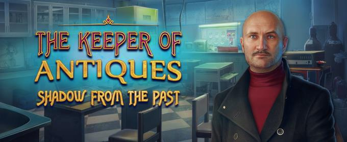 The Keeper of Antiques Shadows From The Past-RAZOR