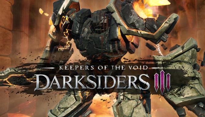 Darksiders III Keepers of the Void Update v215465-CODEX