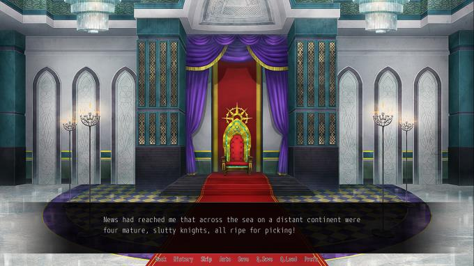 Hot & Steamy Knights Torrent Download
