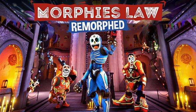 Morphies Law Remorphed Update v2 1 0-PLAZA