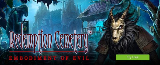 Redemption Cemetery Embodiment of Evil Free Download