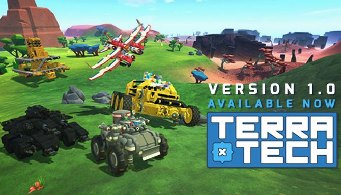 TerraTech Deluxe Edition-PLAZA