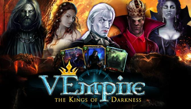 VEmpire The Kings of Darkness-SiMPLEX