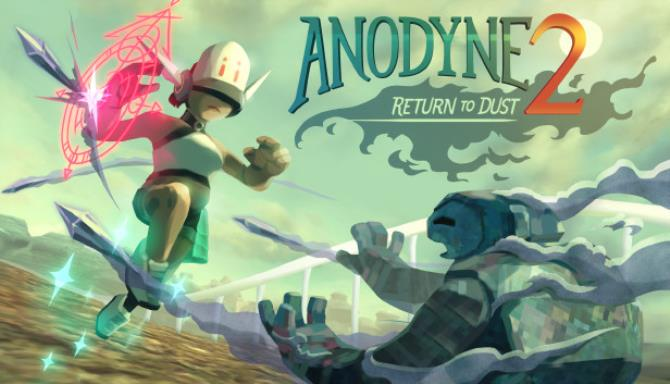 Anodyne 2 Return to Dust Free Download