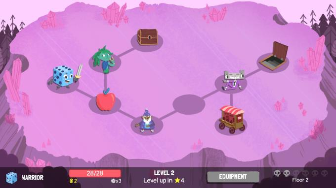Dicey Dungeons PC Crack