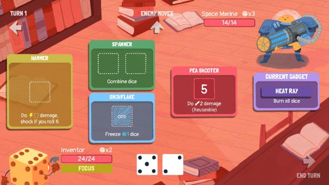 Dicey Dungeons Torrent Download