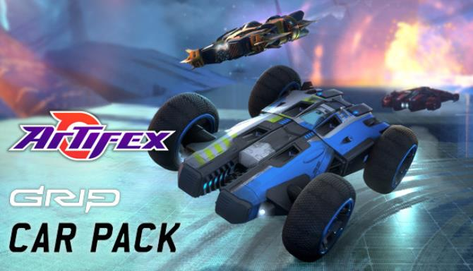 GRIP Combat Racing Artifex Car Pack Update v1 4 5-CODEX