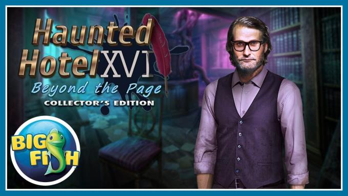 Haunted Hotel Beyond the Page Collectors Edition Free Download