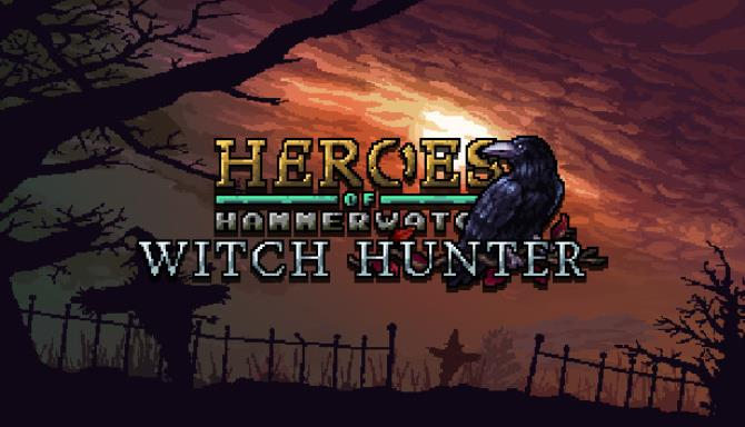 Heroes of Hammerwatch Witch Hunter v99-SiMPLEX
