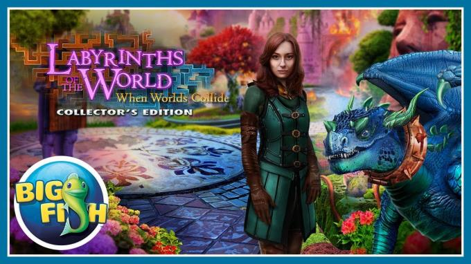 Labyrinths of the World When Worlds Collide Collectors Edition Free Download