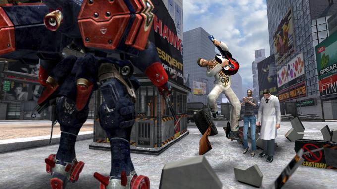 Metal Wolf Chaos XD PC Crack