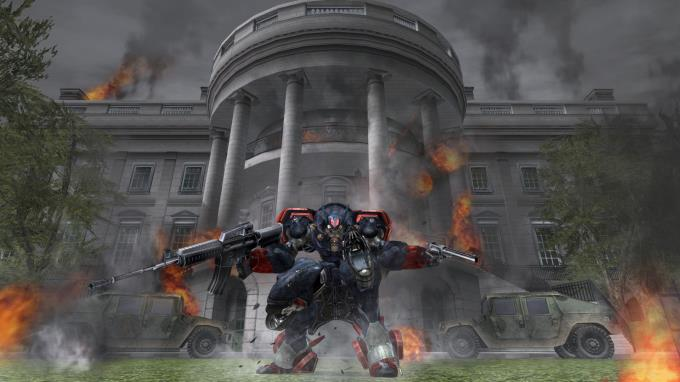 Metal Wolf Chaos XD Torrent Download