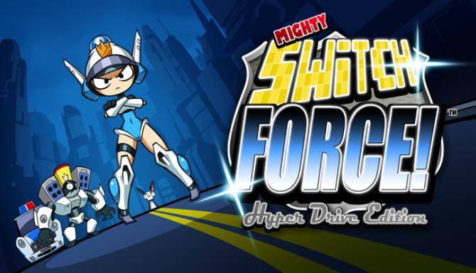 Mighty Switch Force Collection-TiNYiSO
