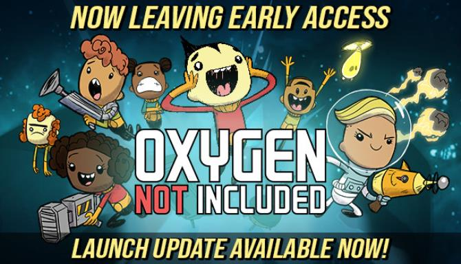 Oxygen Not Included Update Build 372041-CODEX