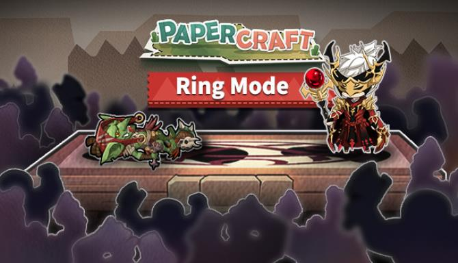 Papercraft Ring Mode Free Download
