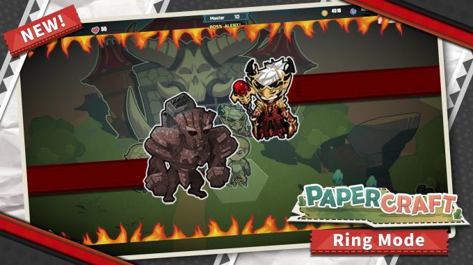 Papercraft Ring Mode Torrent Download