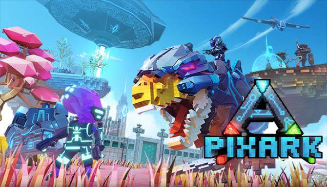 PixARK Skyward Update v1 60 Free Download