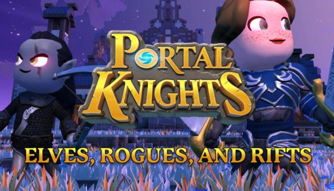 Portal Knights Elves Rogues and Rifts Free Download