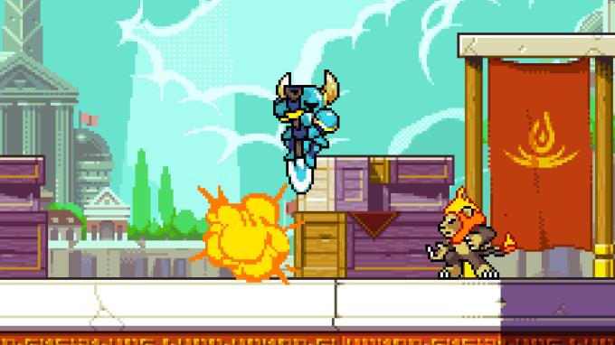 Rivals of Aether Shovel Knight Torrent Download