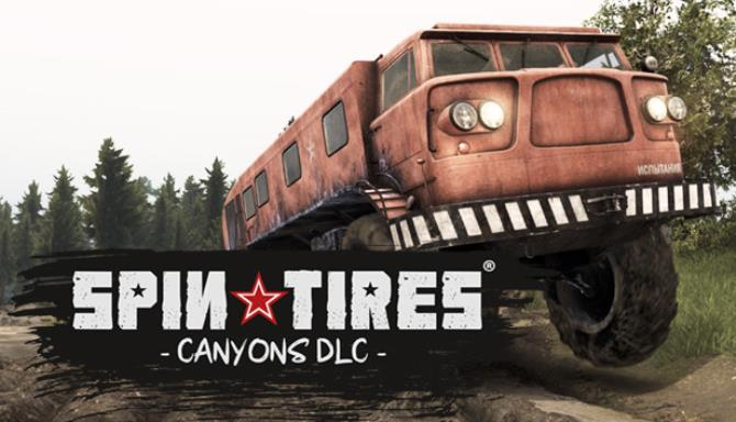 Spintires Canyons-PLAZA