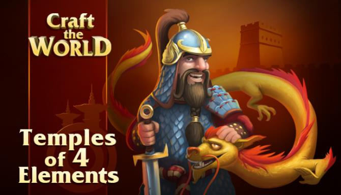 Craft The World Temples of 4 Elements Free Download