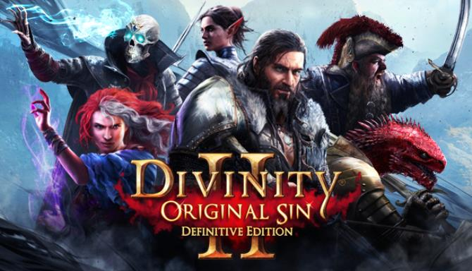 Divinity Original Sin 2 Definitive Edition Update v3 6 49 2201-CODEX