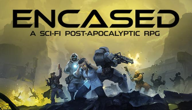 Encased A SciFi PostApocalyptic RPG Free Download