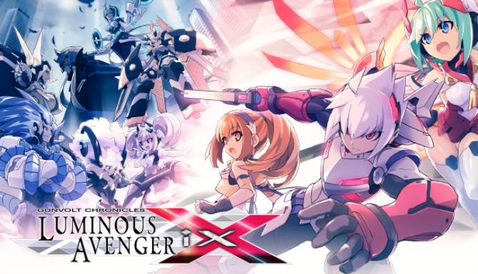 Gunvolt Chronicles Luminous Avenger iX-CODEX