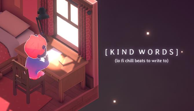 Kind Words (lo fi chill beats to write to)