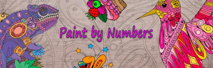 Paint By Numbers-RAZOR