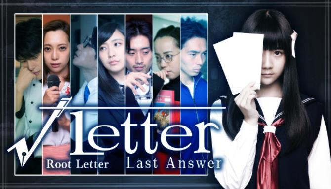 Root Letter Last Answer-DARKSiDERS