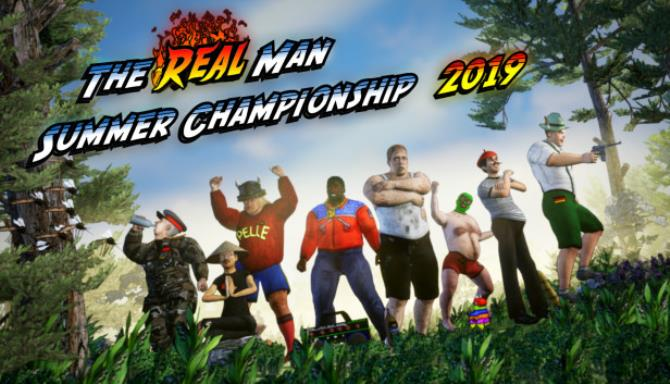 The Real Man Summer Championship 2019 Update v1 03 incl DLC-PLAZA