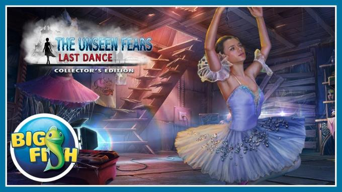 The Unseen Fears Last Dance Collectors Edition Free Download