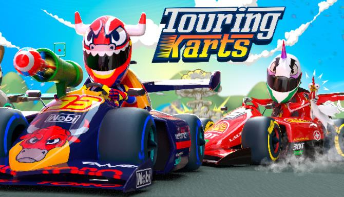 Touring Karts Update 95-PLAZA