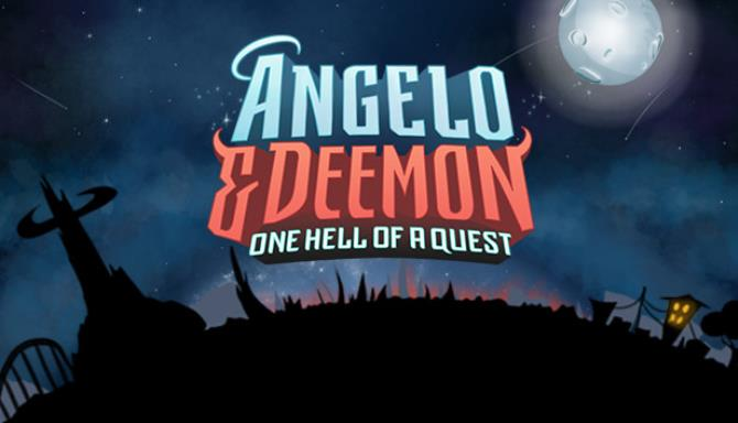 Angelo and Deemon One Hell of a Quest Free Download