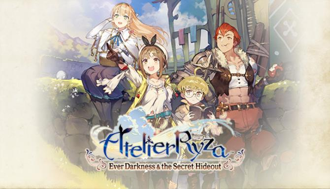 Atelier Ryza Ever Darkness and the Secret Hideout-CODEX