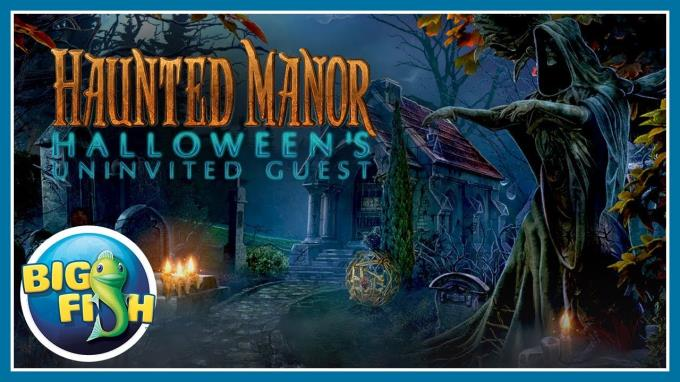 Haunted Manor Halloweens Uninvited Guest Free Download