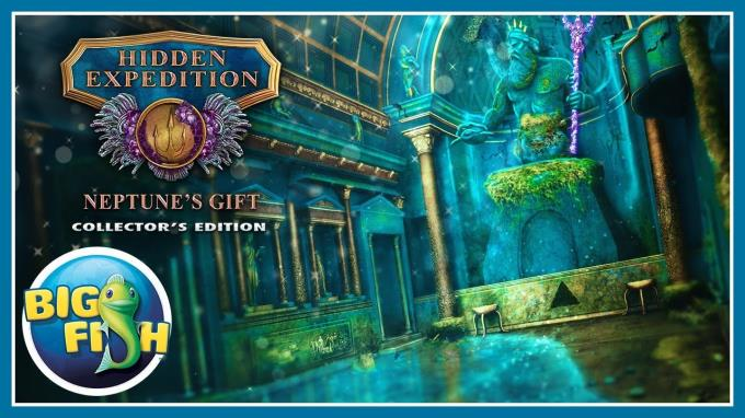 Hidden Expedition Neptunes Gift Collectors Edition Free Download
