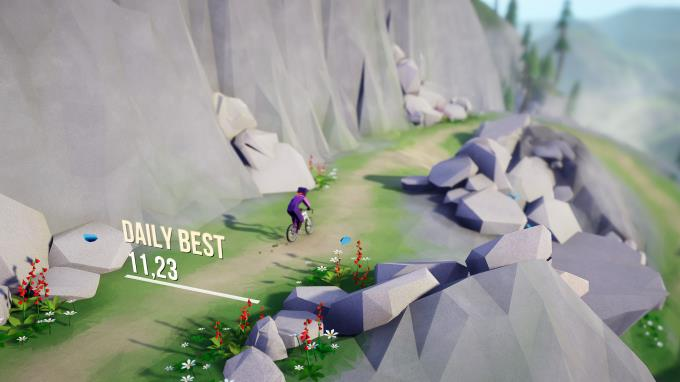 Lonely Mountains Downhill PC Crack