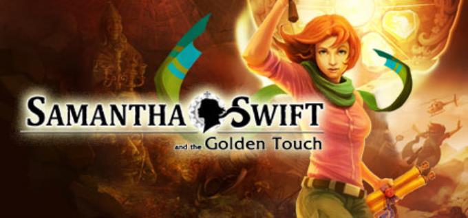 Samantha Swift and the Golden Touch Free Download