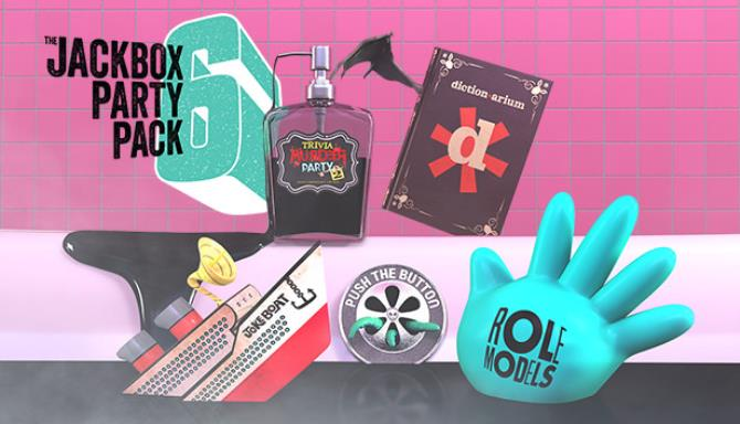The Jackbox Party Pack 6-TiNYiSO